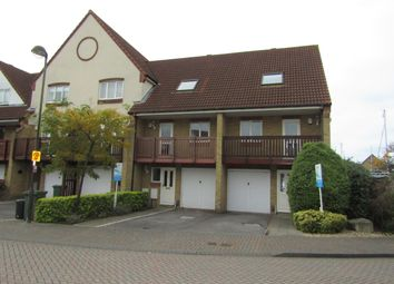 Thumbnail 3 bed terraced house to rent in Tintagel Way, Port Solent, Portsmouth, Hampshire
