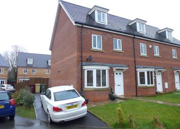 Thumbnail 4 bedroom town house for sale in Harrier Close, Lostock, Bolton