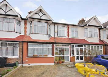 Thumbnail 3 bed terraced house for sale in Halstead Gardens, Winchmore Hill, London