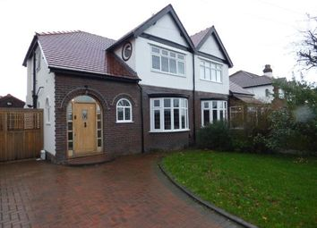 Thumbnail 3 bed semi-detached house for sale in Southport Road, Thornton, Liverpool