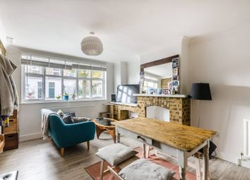 Thumbnail 1 bed flat to rent in Hindmans Road, East Dulwich