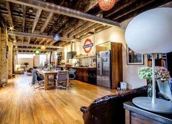 Thumbnail 4 bed property to rent in Kensal Road, London