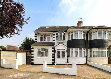 Thumbnail 5 bed semi-detached house for sale in Brinkworth Road, Clayhall, Ilford