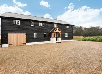 Thumbnail 5 bed barn conversion for sale in Standon Lane, Dorking, Surrey