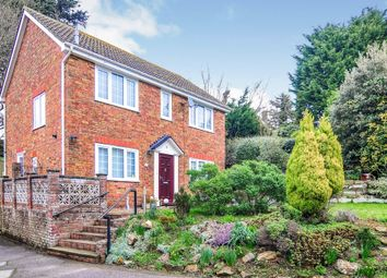 Thumbnail 3 bedroom detached house for sale in Bellingham Close, St. Leonards-On-Sea