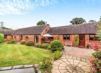 Thumbnail 3 bed barn conversion for sale in Shaw Lane, Riley Hill, Lichfield