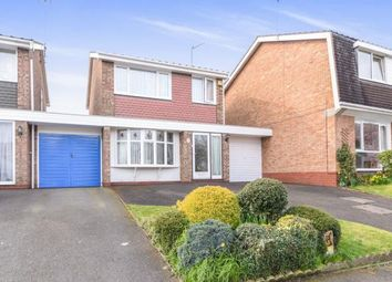 Thumbnail 3 bedroom link-detached house for sale in Berrington Close, Ipsley, Redditch, Worcestershire