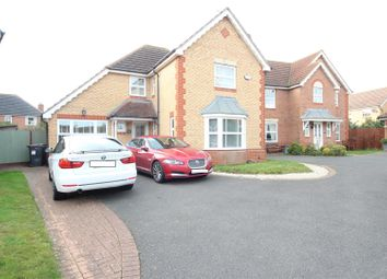 Thumbnail 4 bedroom detached house for sale in Willow Holt, Hampton Hargate, Peterborough