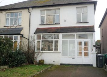 Thumbnail 3 bedroom semi-detached house to rent in Ashwater Road, London