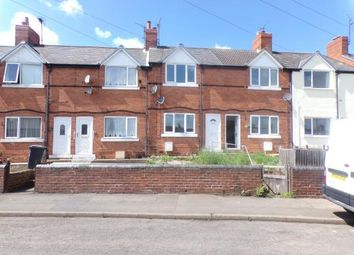 3 bed terraced house for sale in French Terrace, Langwith, Mansfield, Derbyshire NG20