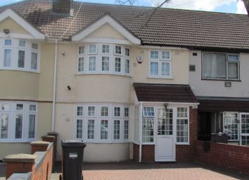 Thumbnail 3 bed terraced house to rent in Byron Ave, Cranford