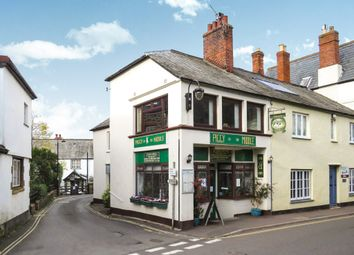 Thumbnail Commercial property for sale in High Street, Porlock, Minehead