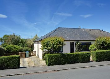 Thumbnail 2 bed semi-detached bungalow for sale in Oswald Road, Ayr