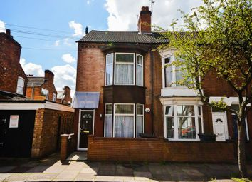 Thumbnail 2 bedroom terraced house for sale in Stuart Street, Leicester