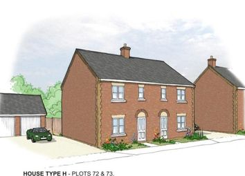 Thumbnail 3 bedroom semi-detached house for sale in Off Richmond Road, Downham Market, Norfolk