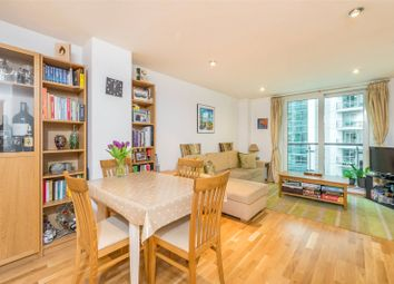 Thumbnail 2 bed flat for sale in Drake House, St George Wharf, Vauxhall, London