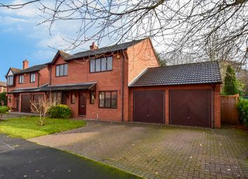Thumbnail 4 bed detached house for sale in St Augustines Close, Droitwich