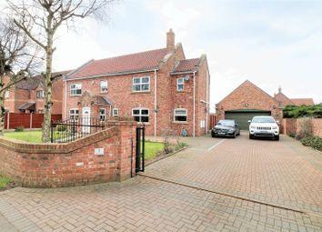 Thumbnail 4 bed detached house for sale in Saxon Lane, Belton, Doncaster