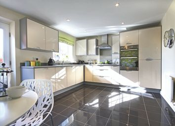 Thumbnail 4 bed town house for sale in Whitelands Way, Bicester