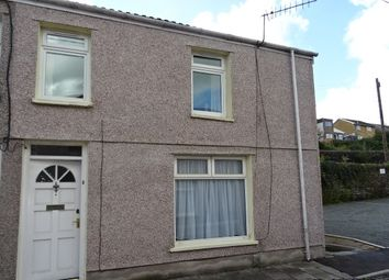 Thumbnail 1 bed semi-detached house to rent in Cambrian Place, Treforest, Pontypridd