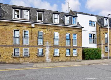 Thumbnail 1 bed flat for sale in Flaxmans Court, Brompton, Gillingham, Kent