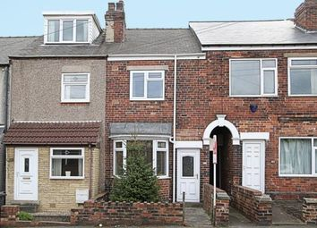 Thumbnail 2 bedroom terraced house for sale in Station Road, Killamarsh, Sheffield, Derbyshire