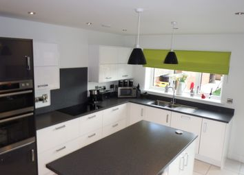 Thumbnail 4 bed detached house for sale in Albion Close, Lincoln, Lincolnshire