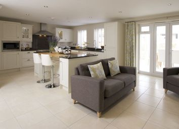 "Thumbnail 5 bed detached house for sale in ""Hatherley"" at Kielder Gardens, Leyland"