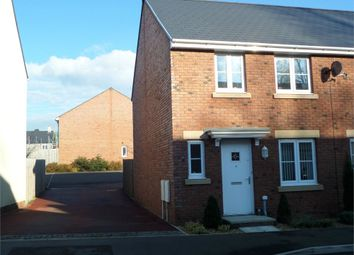 Thumbnail 3 bed end terrace house to rent in Kilpale Close, Caerwent, Caldicot, Monmouthshire