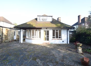 Thumbnail 4 bed detached house to rent in Wentworth Close, Surbiton
