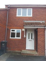 Thumbnail 2 bedroom terraced house to rent in Pintail Road, Minehead