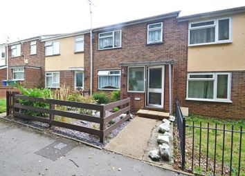 Thumbnail 3 bed terraced house to rent in Harris Gardens, Sittingbourne
