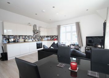 Thumbnail 2 bed flat for sale in Madeira Road, Totland Bay
