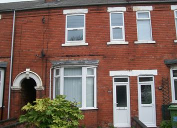 Thumbnail 3 bed terraced house to rent in Ropery Road, Gainsborough