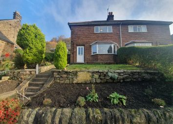 Thumbnail 3 bed semi-detached house for sale in Church Street, Holloway, Matlock