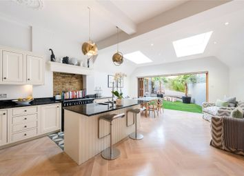 Thumbnail 4 bed terraced house for sale in Eddiscombe Road, Parsons Green, Fulham, London