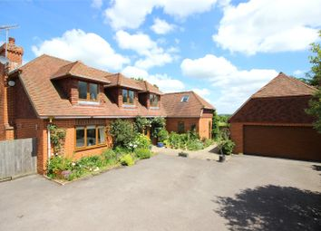 Thumbnail 4 bed detached house for sale in Crows Lane, Upper Farringdon, Alton, Hampshire