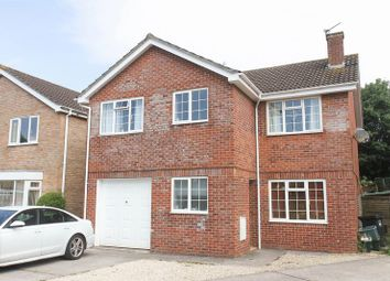 Thumbnail 4 bedroom detached house for sale in Woodington Road, Clevedon