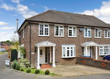 Thumbnail 3 bed property for sale in Woodbury Avenue, East Grinstead