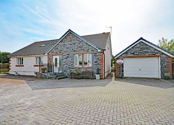 Thumbnail 4 bed detached bungalow for sale in Hodgson Gardens, Millom, Cumbria