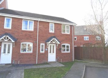 2 bed terraced house for sale in 14 Hafod Cottages, Parc Hafod, Four Crosses, Llanymynech, Powys SY22