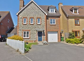 Thumbnail 6 bed detached house for sale in Swanton Close, Stubbington, Fareham
