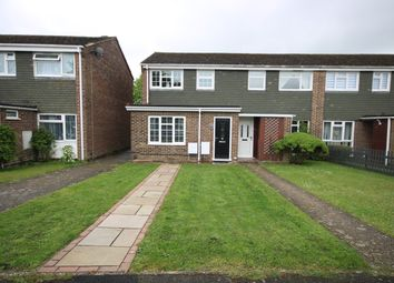 Thumbnail 2 bed end terrace house for sale in Shelley Road, Thatcham