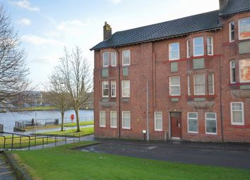 Thumbnail 2 bed flat for sale in Bowie Street, Dumbarton