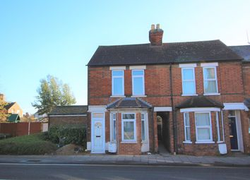 Thumbnail 3 bed end terrace house to rent in Newnham Avenue, Bedford