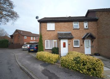Thumbnail 3 bed end terrace house to rent in Spartina Drive, Lymington