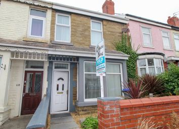 Thumbnail 4 bed terraced house to rent in Lune Grove, Blackpool
