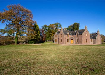 Thumbnail Detached house for sale in Stannochy House, By Brechin, Angus