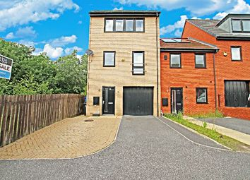 Thumbnail 5 bedroom town house for sale in Marvell Way, Wath-Upon-Dearne, Rotherham