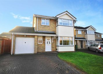 Thumbnail 4 bed detached house for sale in Victory Close, Churchdown, Gloucester